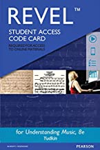 Revel for Understanding Music -- Access Card (8th Edition)