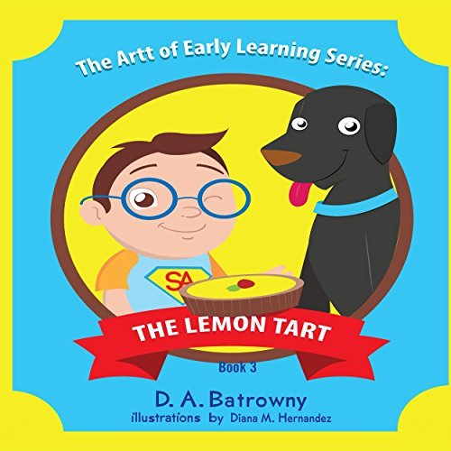 The Lemon Tart audiobook cover art