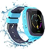 TYESHA Y95 Children's Smart Phone Watch 4G Video Call WiFi GPS Tracking and Positioning, Children's Smart Watch with SOS Voice Chat