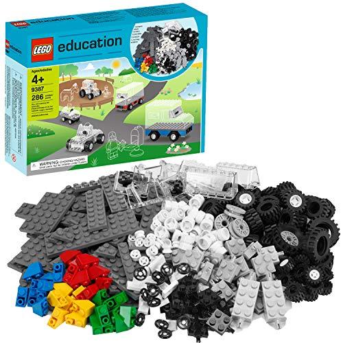 Lego Education Räder Set 9387 neu