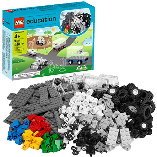Lego Education Räder Set 9387 neu