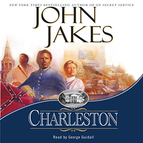 Charleston audiobook cover art