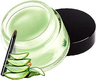 1pc Lip Balm Con incolore idratante e idratante Cherry Lip Face-copertura per riparare Lip Lines Lip Balm Lip sonno verdi ...