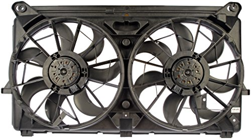 Dorman 620-652 Engine Cooling Fan Assembly for Select Cadillac / Chevrolet / GMC Models