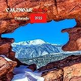 Colorado Calendar 2021-2022: September 2021 - December 2022 16 Month Denver Mini calendar 2021-2022, Mini & office calendars 2022, Scenic Nature ... America s National Parks Calendar 2021-2022