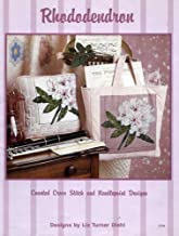 Rhododendron Counted Cross Stitch and Needlepoint Designs