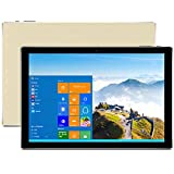 Teclast Tbook 10 S 2 en 1 Tablet PC Intel Cherry Trail X5 Z8350 64bit Quad Core 1.44 GHz 10.1 pulgadas Windows 10 + Android 5.1 IPS Pantalla táctil capacitiva 4GB RAM 64GB ROM Camera (solamente Tablet PC)