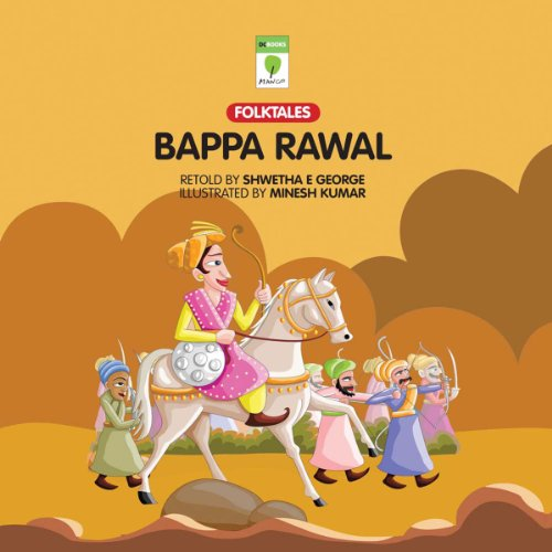 Bappa Rawal audiobook cover art