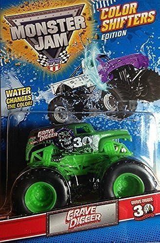 Hot Wheels Monster Jam fürzeuge Edition Farbe Shifürs ver ern im Wasser ihre Farbe