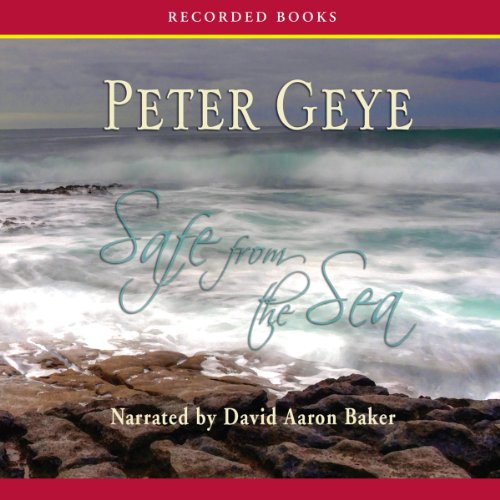 Safe From the Sea audiobook cover art