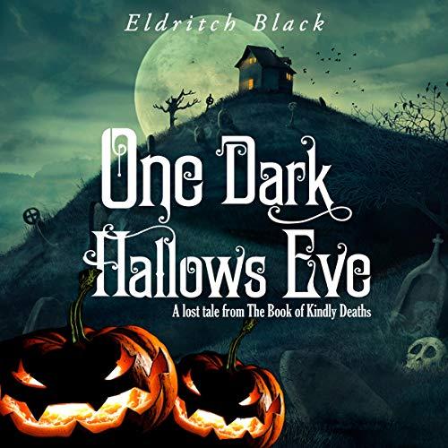 One Dark Hallows Eve audiobook cover art