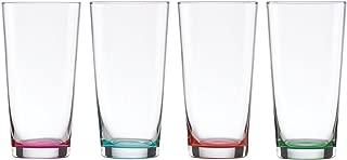 kate spade new york Flynn Street 4-Piece Highball Bar Glasses Set