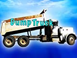 Dump Truck Construction Machine For Kids