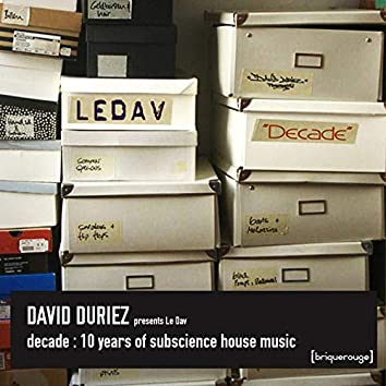 Decade: 10 Years of Subscience House Music