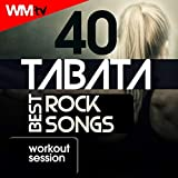 40 Tabata Best Rock Songs Workout Session