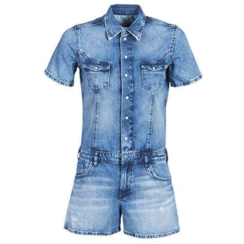 Pepe Jeans Dawn Overalls/Latzhosen Damen Blau - M - Overalls/Latzhosen