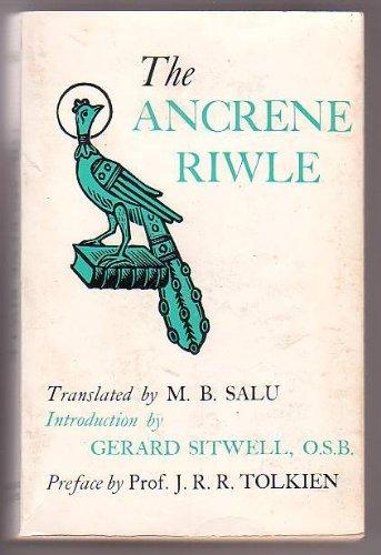 The Ancrene Riwle (The Corpus MS: Ancrene Wisse)