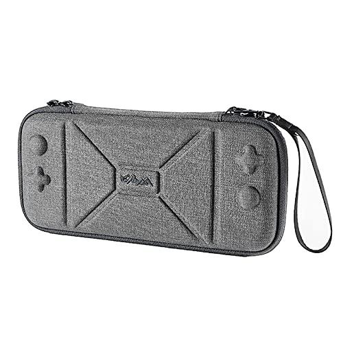 bfh Mini Bolso de Almacenamiento de EVA Duro portátil de Viaje Funda de Transporte para Nintend Switch NS Accesorios de Juegos de Consola