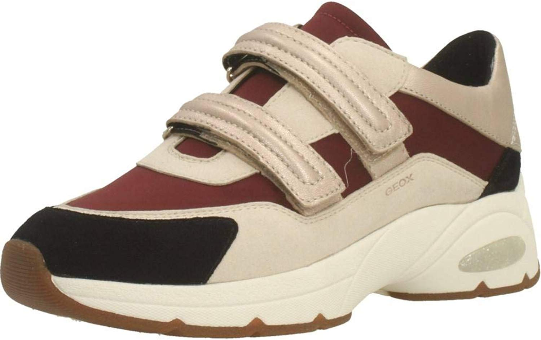 Geox Damen Laufschuhe, Farbe Burgund, Marke, Modell Damen Damen Laufschuhe D94FGB Burgund  online zu verkaufen