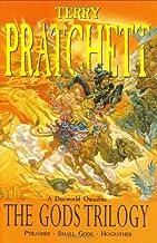 The Gods Trilogy: A Discworld Omnibus: Pyramids, Small Gods, Hogfather