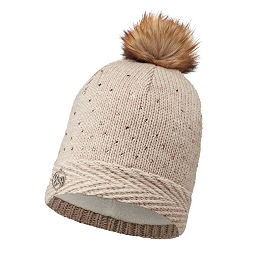Buff BH113522.014.10.00 BH Knitted&Polar Aura CRU Chic Unisex-Adult, Multicolor, Taille Unique