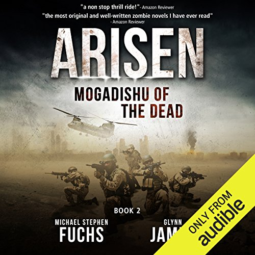 Mogadishu of the Dead audiobook cover art