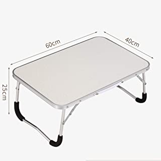 Table Laptop Computer Stands Lapdesks Portable Standing Desk Multifunction It Can Move Lazy Computer Desk Student Aluminum...