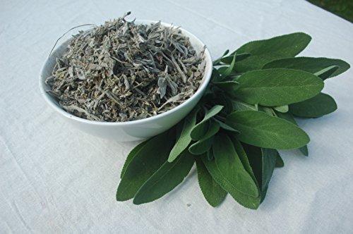 Salbeiblätter von Naturix24 - ganz - 250 g Beutel