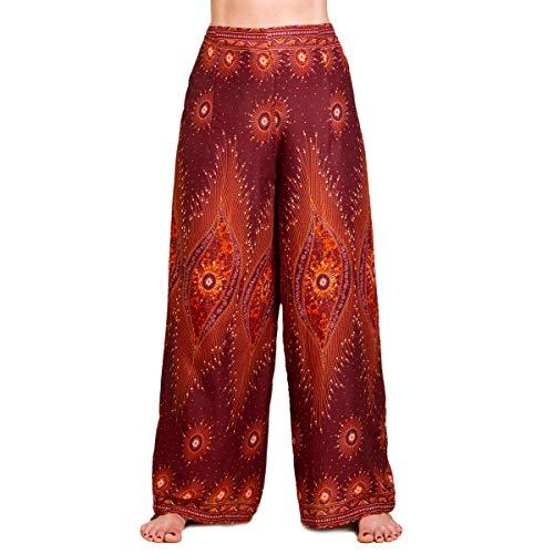 PANASIAM Sunshine Pants one, V24 rubiginousred L