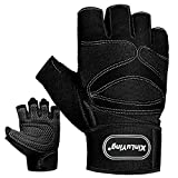 CENRY Workout Gloves, Weight Lifting Gloves with Wrist Wrap & Protect Palm, Fitness Gloves for Gym...