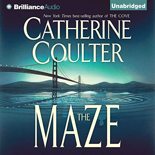 The Maze: An FBI Thriller, Book 2 audiobook cover art