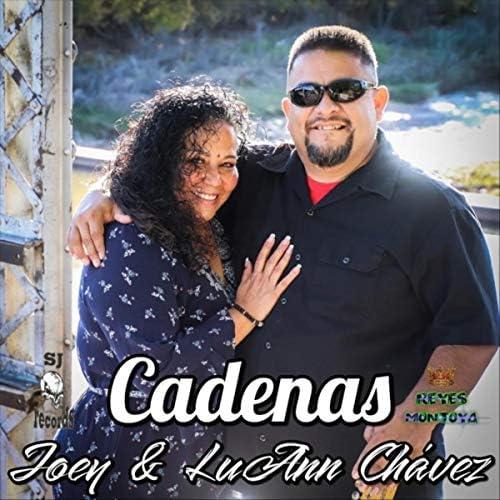 Joey Chávez & Luann Chávez