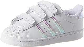 adidas Superstar CF I, Basket Mixte bébé