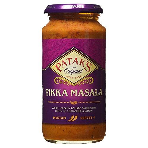 Patak's Original Tikka Masala Sauce 450g
