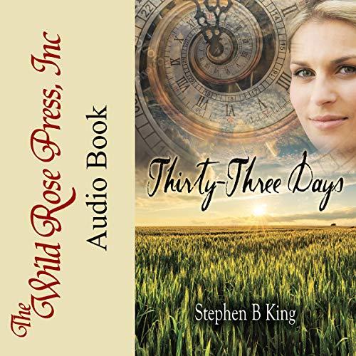 Thirty-Three Days audiobook cover art