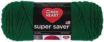 Red Heart E300 Super Saver Economy Yarn Paddy Green