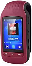 XWWS Portable MP3 Player, 8GB Mini Clip Bluetooth Mp3 Player Sport Pedometer FM Radio W/TF Card Slot Stereo Music Player ... photo