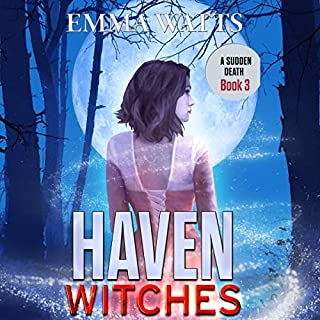 Haven Witches: A Sudden Death audiobook cover art