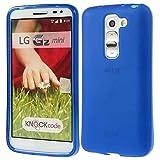 MTP- Products TPU Funda para LG G2 Mini, G2 Mini LTE - Azul Oscuro