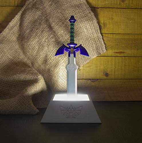 Lampe en forme d'épée The Legend of Zelda avec câble USB