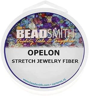 stretch jewelry fiber