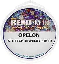 Beadaholique Opelon Floss Stretch Bead Cord, 82-Feet