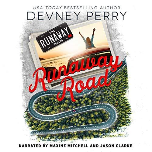 Runaway Road audiobook cover art
