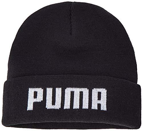 Puma Mid fit Bonnet Puma Black FR : Taille Unique (Taille Fabricant : Taille Unique)