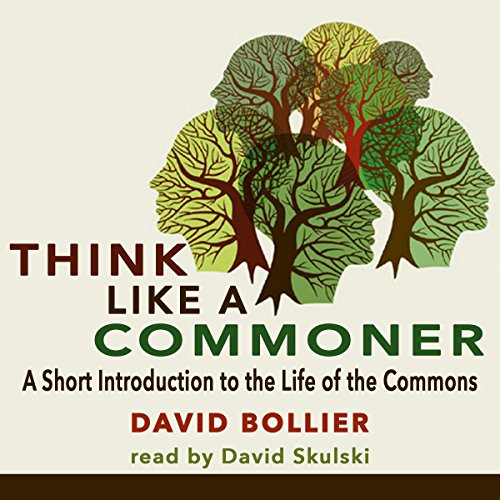 Think like a Commoner audiobook cover art