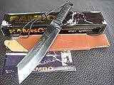 Original Rambo - First Blood V Machete U.S. Version -