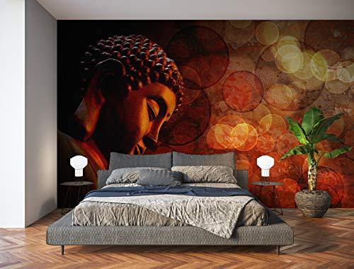 Oedim Fotomural Vinilo para Pared Buda   Mural   Fotomural Vinilo Decorativo  500 x...