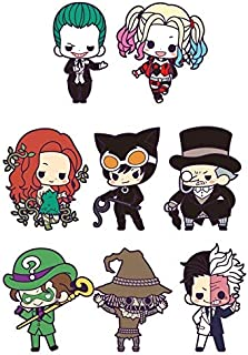 RUBBER CHARM COLLECTION BATMAN VILLAINS DX