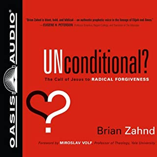 Unconditional? audiobook cover art
