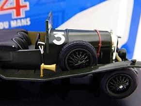 Ixo Models 1/43 Scale LM1927 - Bentley Sport 3.0 Litre #3 Winner Le Mans 1927